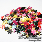 Flower Sequin     size 16 mm.