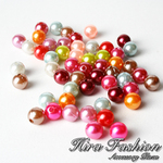 Plastic Pearl   size  3 - 20 mm
