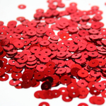 Sequins     size   5 - 8 mm.